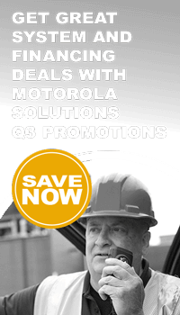 Motorola Two-way Radio Promotion Boston